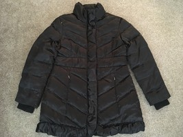Vintage 1970's Women's Black Guess Down Jacket, Size Small - $39.99