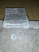 "UGG®  washcloth  Towel in Gray 12"" X 12"" new with out tags.  image 6"