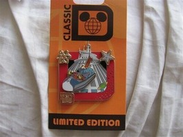 Disney Trading Pins  85389 WDW - Classic 'D' Collection - Space Mountain® Attrac - $37.40