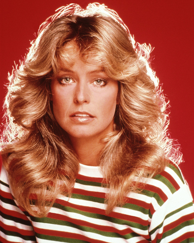 Primary image for Farrah Fawcett Print 16X20 Canvas Giclee