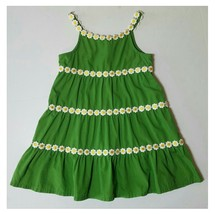 GYMBOREE Pop of Daisies Green Tank Daisy Chain ... - $12.99