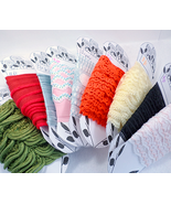 Lace, Ribbon, Sewing & Fabric Trim Pack, Sewing Supplies, Craft Embellis... - $10.99