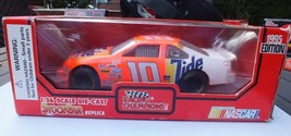 Ricky Rudd #10 1995 Tide NASCAR Ford Thunderbird 1/24 Diecast Race Car 1... - $19.88