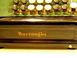 Antique Burroughs Hand Crank Adding Machine AA19-1533 image 3