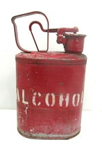 Vintage Protectoseal CO. Chicago Safety Can No. 883A One Gallon Oil Can  - $49.45