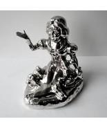 Vintage Walt Disney Silver Plated Snow White Money Box Bank - $247.49