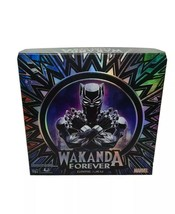Wakanda Forever Black Panther Dice Rolling Family Board Game Marvel New - $16.78