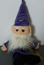 """Sunny & Co. Toys Wizard Plush Puppet 2000 Purple Robe 21"""" Tall Toy - $29.65"""