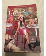 American Girl Doll Book Grace Paperback By Mary Casanova 193 Pgs - $3.80