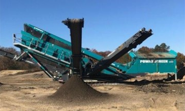 2018 POWERSCREEN CHIEFTAIN 2100 For Sale In Green Brook, New Jersey 08812