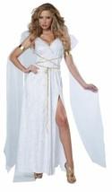 Athenian Goddess Halloween Costume Adult Womans XL - $39.19