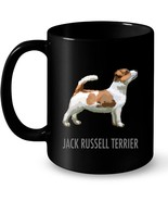 Jack Russell Terrier Dog tee Ceramic Mug Ceramic Mug Ceramic Mug - $13.99+