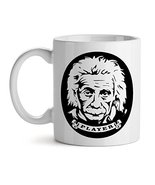 Einstein Player Scientist Science Icon - Mad Over Mugs - Inspirational U... - $17.59