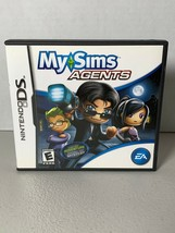 MySims Agents (Nintendo DS) complete with case & Manual - $9.95