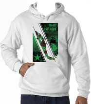 Hh 60 Pave Hawk - New Cotton White Hoodie - $38.79