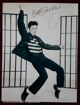 Elvis Presley Autographed Glossy Photo 8x10  - $949.00