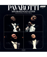 LP PAVAROTTI HITS FROM LINCOLN CENTER HISTORIC TELECAST lp  vinyl record - $12.86