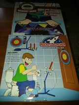 Toilet Rocket Launcher & Memory Game LOT 2 Play While You Sit Novelty Ga... - $13.86