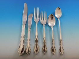 Grandeur by Heirloom Oneida Sterling Silver Flatware Set for 12 Service 80 pcs - $4,350.00