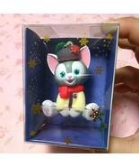 Tokyo Disney Resort 2015 Christmas Gelatoni figure ornament Very Merry S... - $56.43