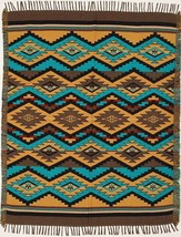 Traditional Classic SW Home Decor Cotton Diamond Accent Throw Blanket Ru... - ₹3,519.46 INR
