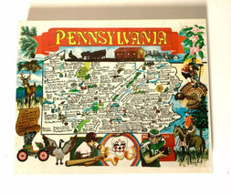 Great American Puzzle Factory Pennsylvania 1978 Made USA 550 Pieces Katy Winters - $82.06
