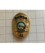 Chief Gila River Indian Community Arizona Police Badge - $285.00