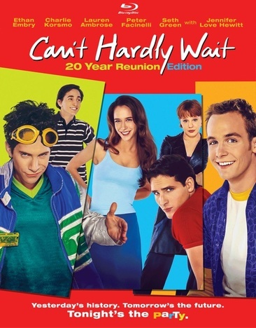 Cant Hardly Wait-20 Year Reunion-Special Edition Blu-Ray