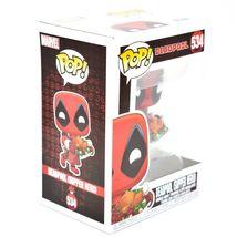 Funko Pop! Marvel Christmas Holiday Deadpool Supper Hero #534 Vinyl Bobble-Head image 5