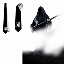necktie  death  end  dying demise passing departure exit expiration end ... - $22.00