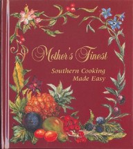 Mother's Finest: Southern Cooking Made Easy [Hardcover] David West - $24.70