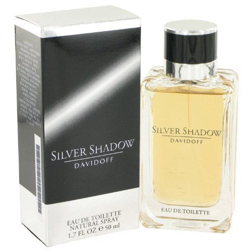 Primary image for SILVER SHADOW by Davidoff EDT SPRAY 1.7 OZ