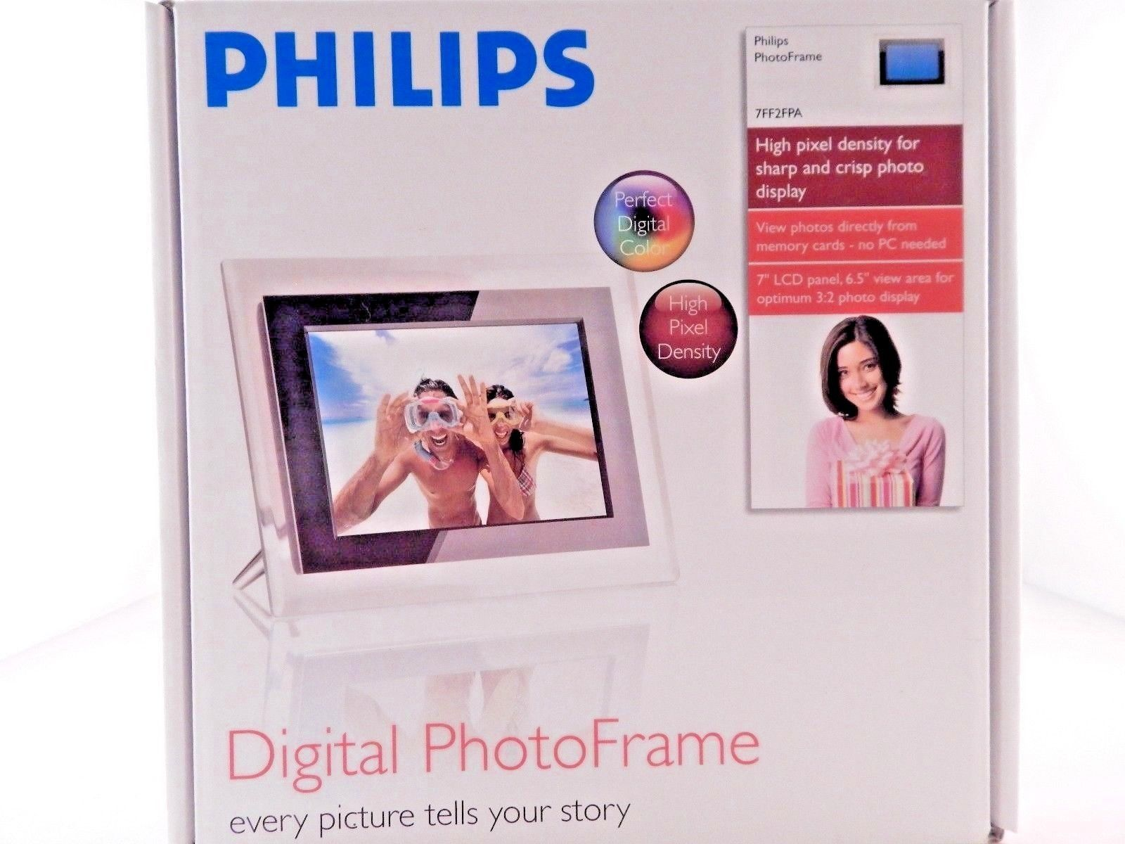 Philips 7 Digital Photo Frame