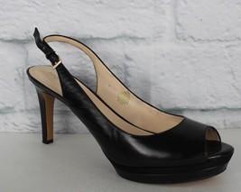 Nine West women's shoes wable20  open toe black size 9.5 M - €15,37 EUR