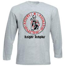 KNIGHT TEMPLAR 43 - NEW COTTON GREY TSHIRT - $20.75