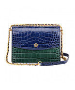 Tory Burch Parker Embossed Convertible Shoulder Bag 41700 Free Gift Free... - $259.00