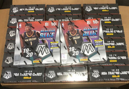 2019-20 Panini Mosaic NBA Basketball Cards MEGA Boxes. LOT OF 20. IN HAN... - $4,455.00