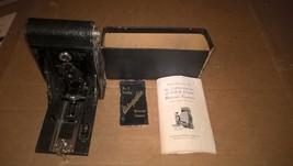 VINTAGE 1919 KODAK AUTOGRAPHIC BROWNIE No. 2 CAMERA IN ORIGINAL BOX w/Ma... - $99.95