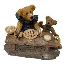 Justina & M. Harrison...Sweetie Pie Boyds Bears Bearstone 1993 Figurine ... - $10.99