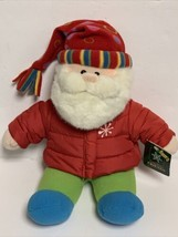 "Dan Dee Collectors Choice Santa Claus Plush Toy 15"" Stuffed Animal - $17.88"
