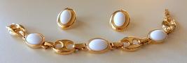 Monet Bracelet and Earrings  - $32.69