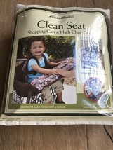 high chair/ Shopping Cart Cover New In A Packaging - $14.90