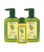 CHI Olive Organics Trio Hair  Body Shampoo Conditioner Oil Body Wash 11.... - $44.88+