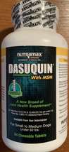 Nutramax Dasuquin with MSM Joint Health Small/Medium Dog 84 Chewable Tab... - $24.99