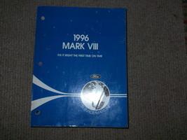 1996 Ford Lincoln Mark VIII 8 Workshop Service Repair Shop Manual OEM Fa... - $44.50