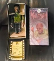 1991 Universal Studio Wolfman Mechanical Operated Walking Robot FREE SHI... - $76.94
