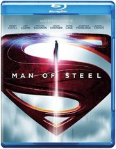 Man of Steel (Blu-ray/DVD, 2013, 3-Disc Set)