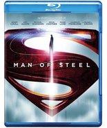 Man of Steel (Blu-ray/DVD, 2013, 3-Disc Set) - $4.95