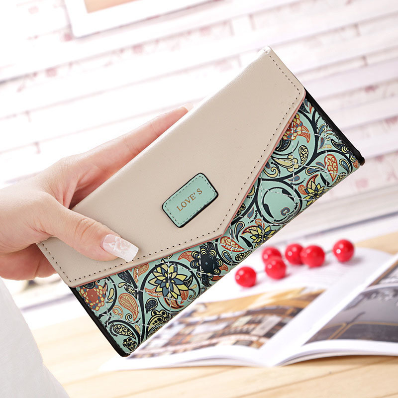 famous brand printing women wallets female and 50 similar items