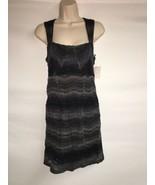 Free People Dress Womens Size 10 Charcoal NWT  - $72.57
